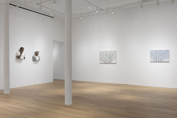Winter Update, installation view