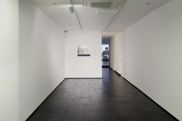 Those Who Dissolve Into The Future, installation view