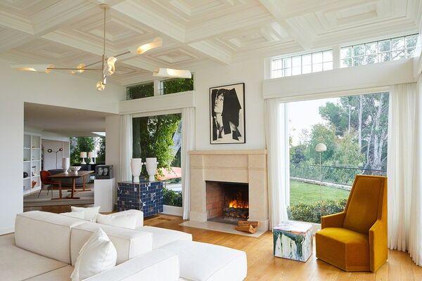 Andy Warhol at Casa Perfect, installation view