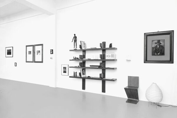Albarran & Cabrera - Aspectos de Influencia, installation view