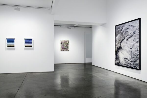 Out of Obscurity, installation view