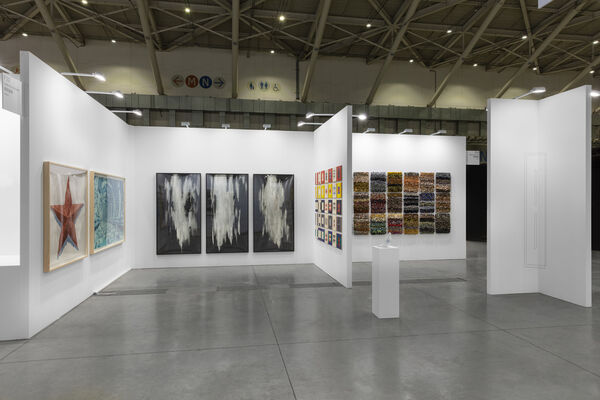 Sabrina Amrani at Taipei Dangdai 2020, installation view