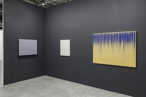 Kukje Gallery at West Bund Art & Design 2018, installation view