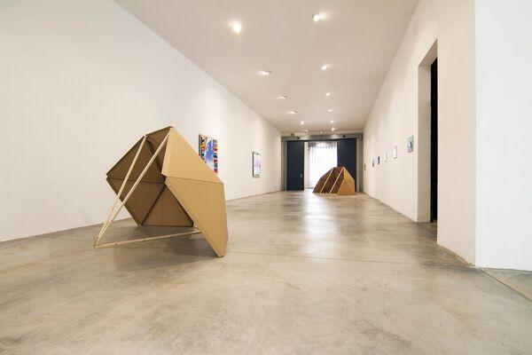DEAN MONOGENIS, Habitat and the Void, installation view