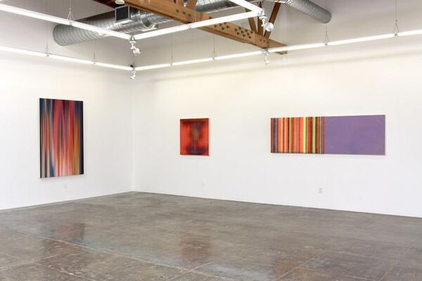 Energy and Motion: Abstraction 2020, installation view
