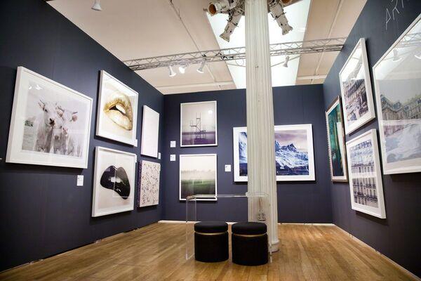 Artstar at Affordable Art Fair New York, Spring 2016, installation view
