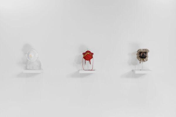 Patel Brown at Future Fair Online, installation view