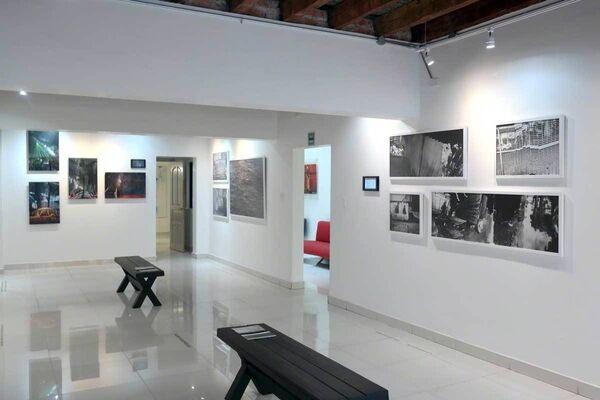 OJODEHIPOPÓTAMO, installation view