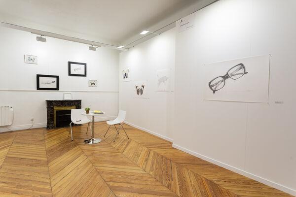 Shazar Gallery at Drawing Room Madrid 2020, installation view