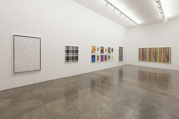 Vik Muniz - Handmade, installation view