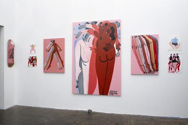 Gabriel, installation view