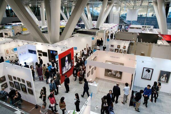 galerie bruno massa at Art Fair Tokyo 2018, installation view