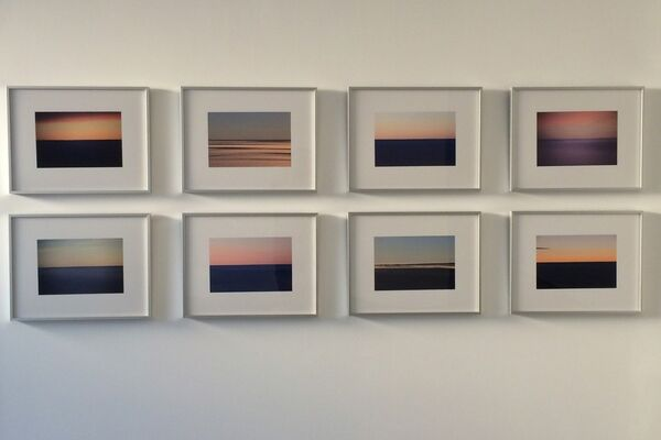 L I G H T  /  M A S S, installation view