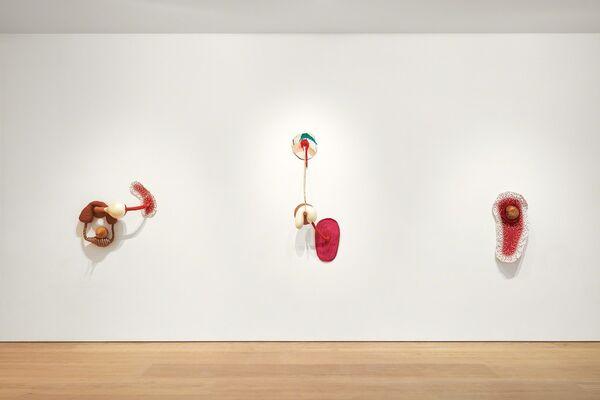 Maria Nepomuceno  | Sim, installation view