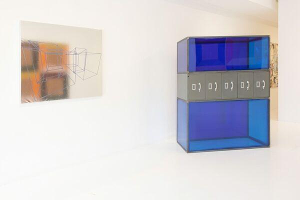 MirrorMirror, installation view
