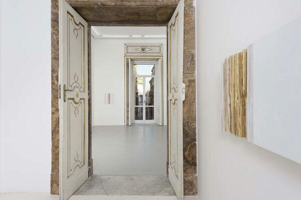 Melissa Kretschmer - Drawn Sawn Cut, installation view