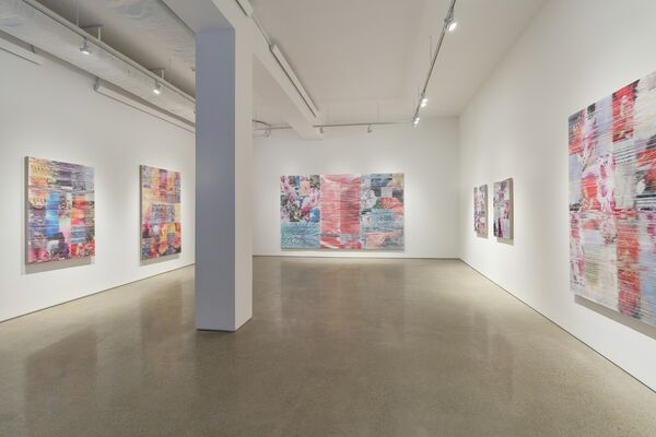 Margo Wolowiec: Taking Over, installation view