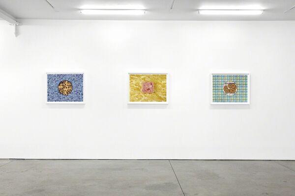 Sandy Skoglund: Food Still Lifes, installation view