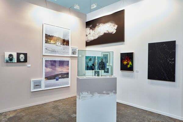 ARTBAENA +  HYDRA at ZⓈONAMACO FOTO 2018, installation view