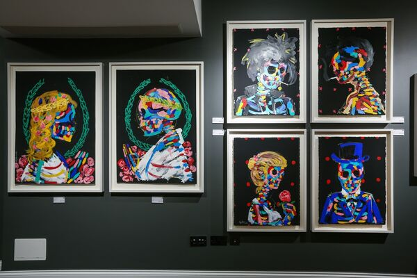 The Second Coming, installation view