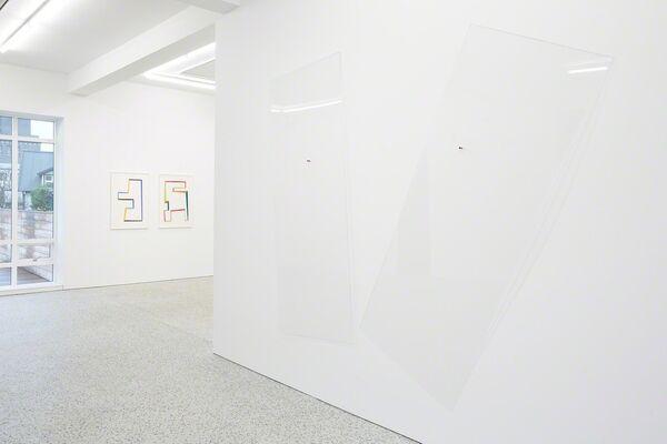 Haraldur Jónsson: Channel, installation view