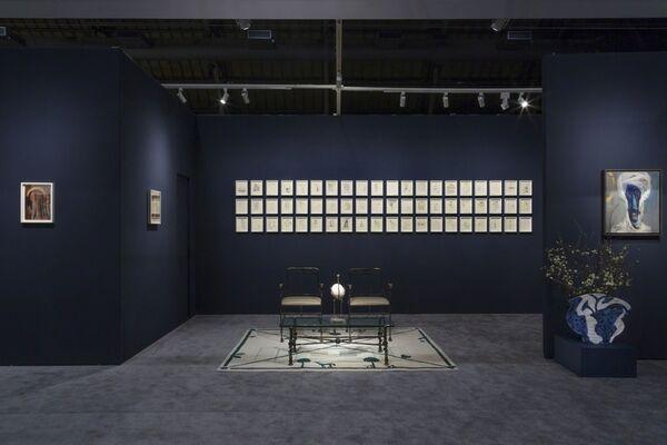 Salon 94 at ADAA: The Art Show 2018, installation view