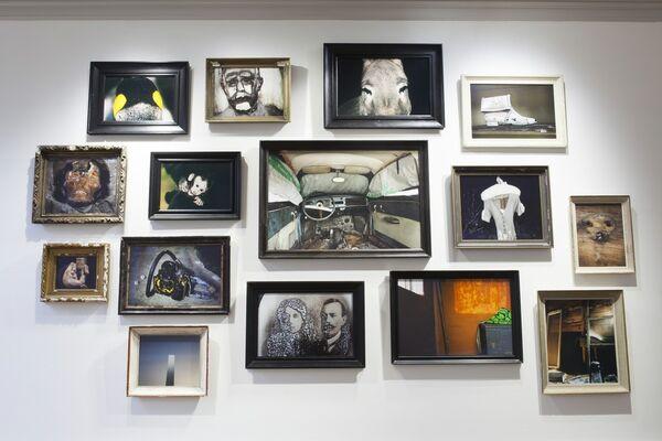 Galerie Nordenhake at Market Art Fair 2017, installation view