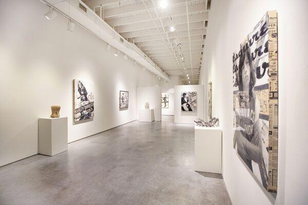 ROBERT MARS | NEW WORK, installation view
