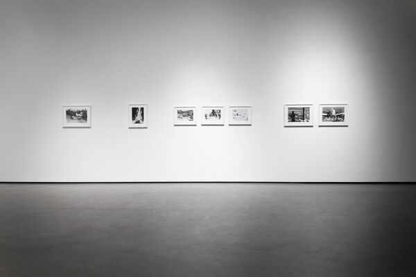 LEE SANG-WON <LOST BURGHER>, installation view