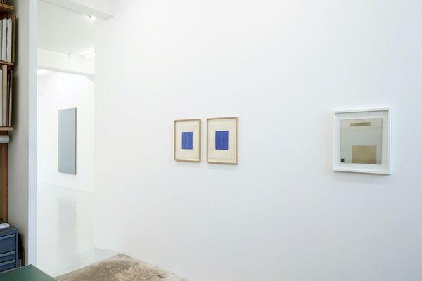 Correspondance, installation view