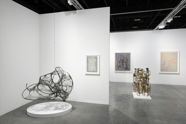 Michael Rosenfeld Gallery at Art Basel Miami Beach 2018, installation view