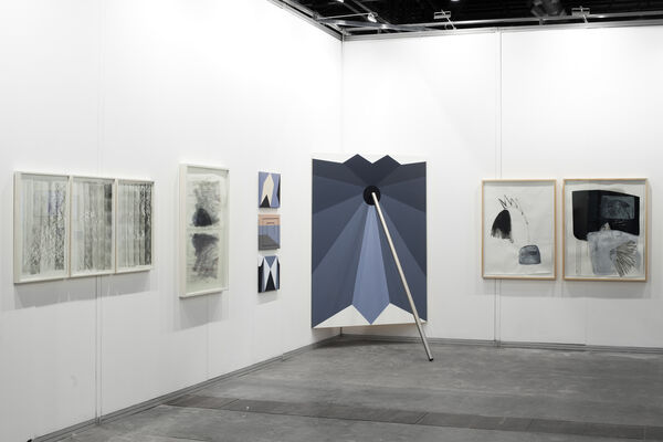 Hache Gallery at arteBA 2017, installation view