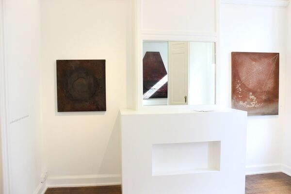 Sophie Cauvin - Ordo Ab Chao, installation view