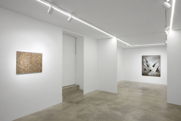 The Eastern Gesture. Five voices from Korean avant-garde, installation view