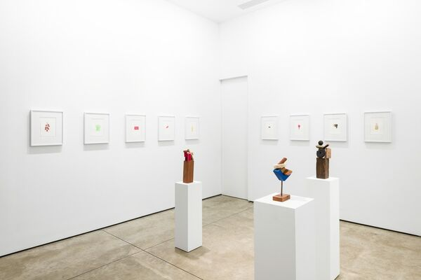 Colby Bird: Razors pain you, Rivers are damp, installation view