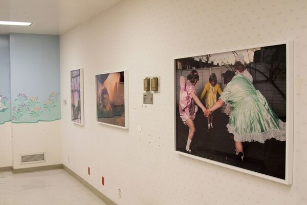 Human Condition, installation view
