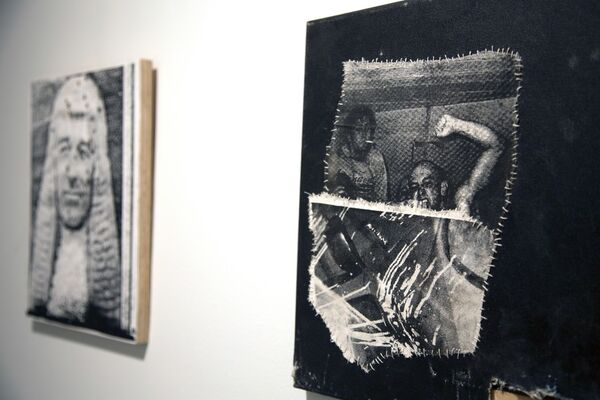 Kingsley Ifill: Stutter, installation view
