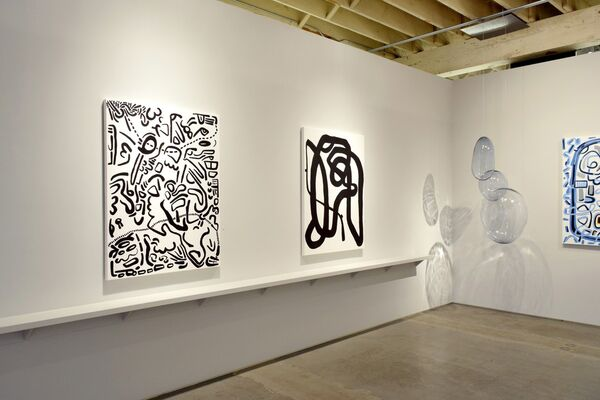 Kate Neckel: Stories, installation view