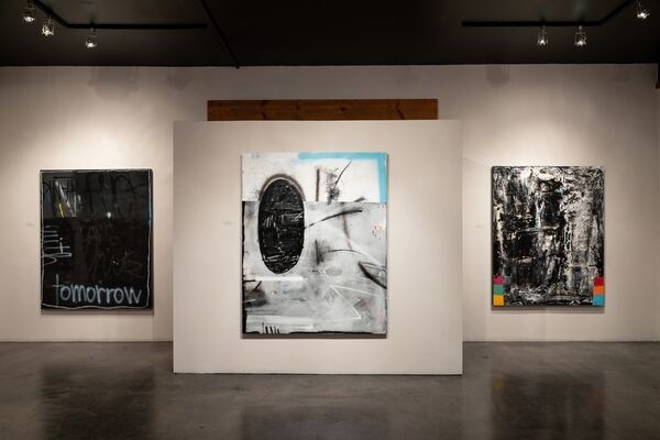 Rules of Misconduct - group exhibition, installation view