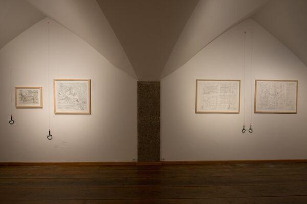 Lionel Favre Poiesis, installation view