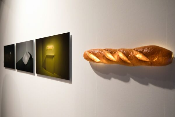 Roehrs & Boetsch at Cologne Fine Art 2016, installation view