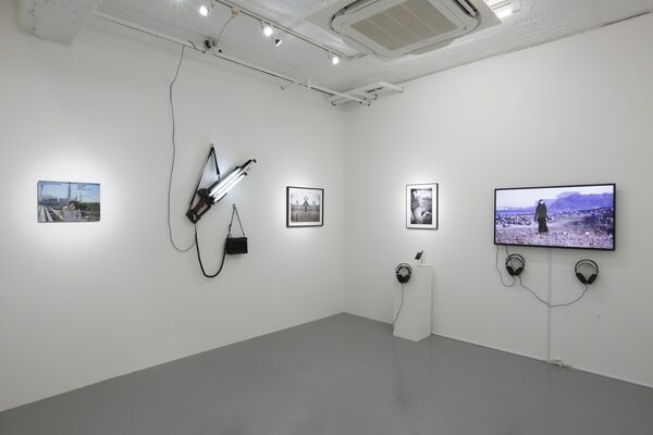 Unveiling Vol.2, installation view