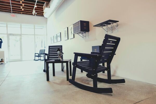 Swing State, installation view