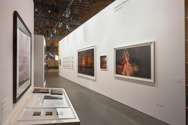 Alex Daniels - Reflex Amsterdam at Unseen Photo Fair 2016, installation view