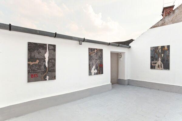 Yusuke Fukui - Hidden Numbers, installation view