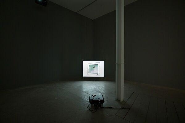 ALEXANDRE ESTRELA. Knife in the Water., installation view