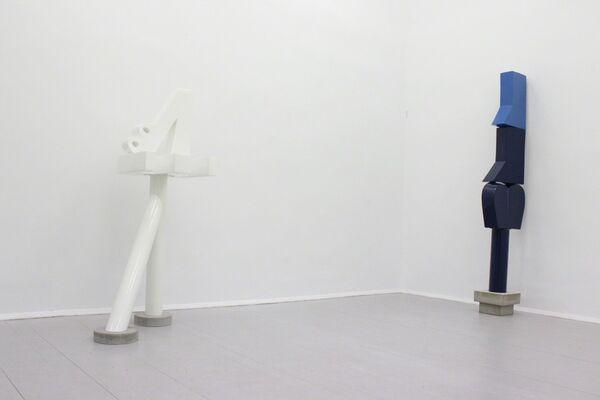 KOENIG2 Marusa Sagadin | She in Caps, installation view