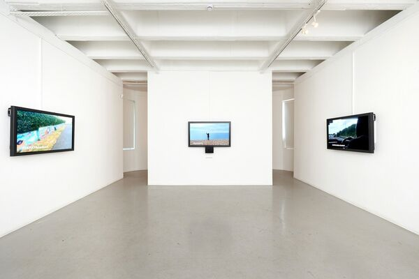 The Brother Moves On: Hlabelela: It's a New Mourning Nkush, installation view