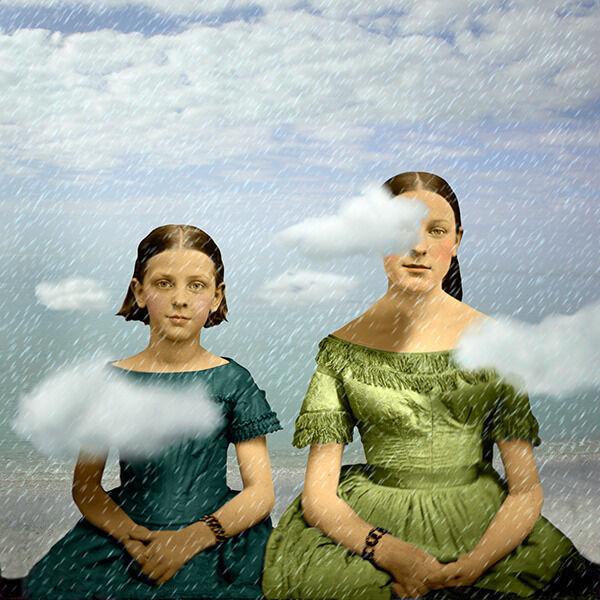 Maggie Taylor, 'Cloud Sisters', 2001