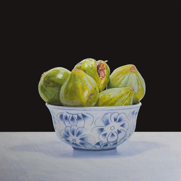 Francesco Stile, 'Figs'